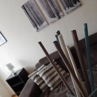 Nappali - Living room - das Wohnzimmer